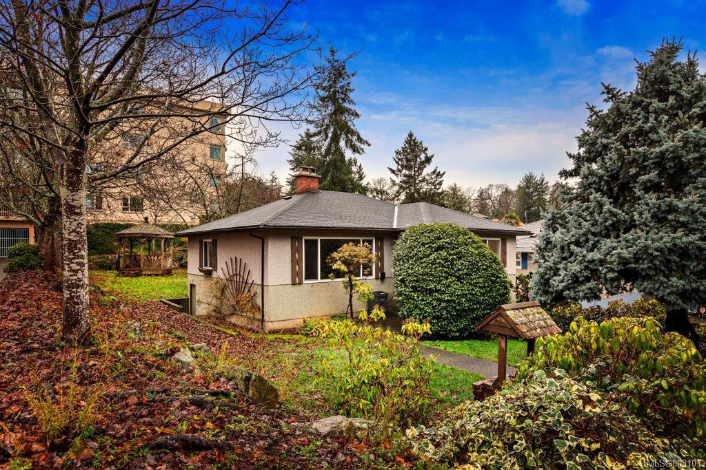 Main Photo: 1083 Lodge Ave in VICTORIA: SE Quadra Single Family Detached for sale (Saanich East)  : MLS®# 803101