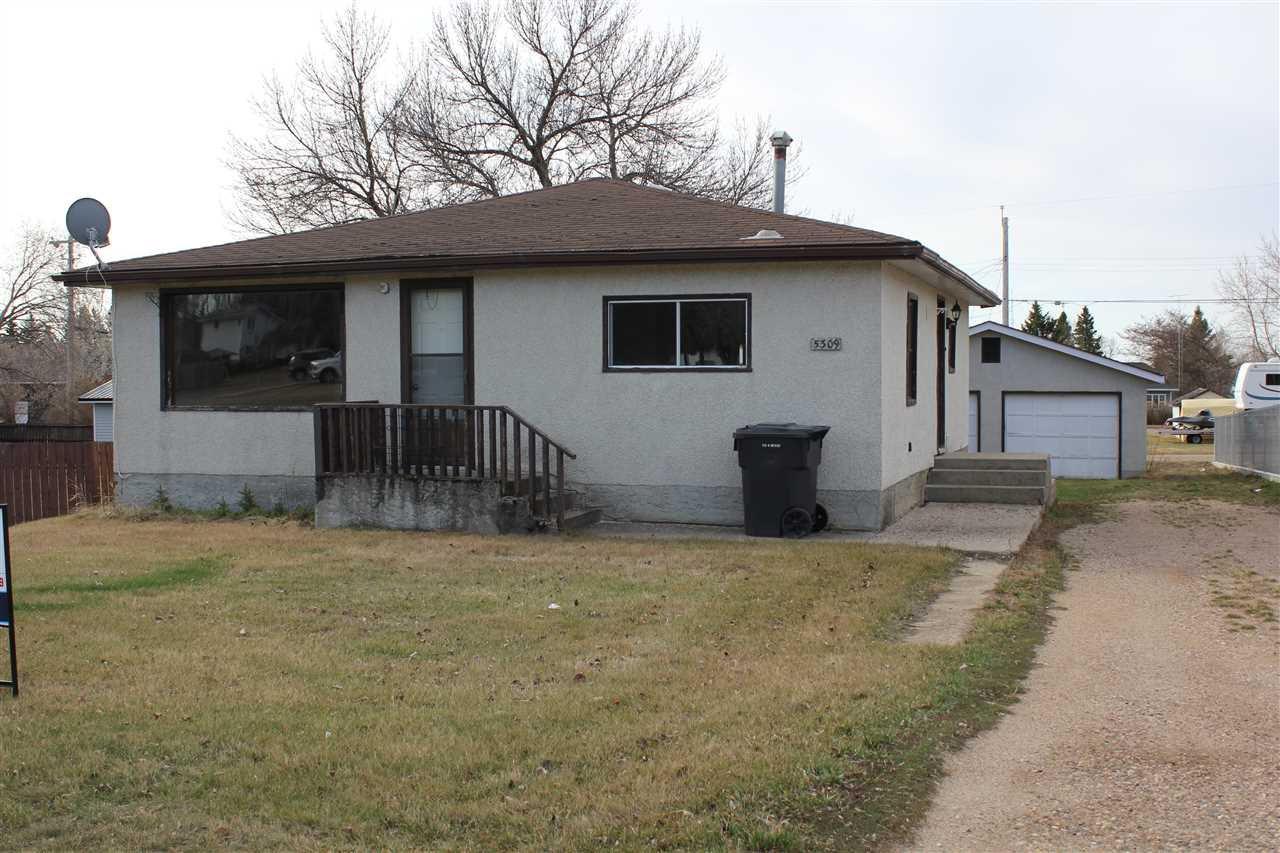 Main Photo: 5309 50 Avenue: Elk Point House for sale : MLS®# E4141862