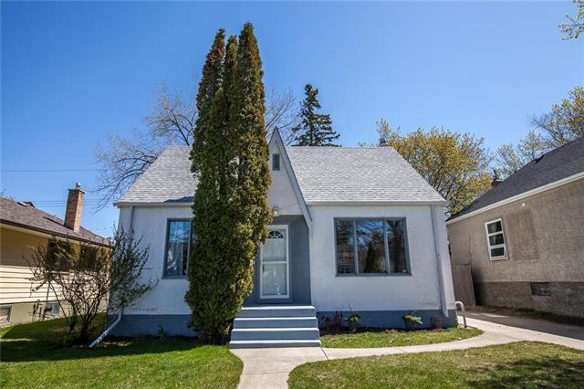 Main Photo: 247 Woodlawn Street in Winnipeg: Deer Lodge Residential for sale (5E)  : MLS®# 1912412