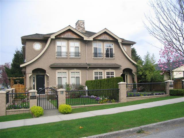 Main Photo:  in Vancouver: Marpole Home for sale ()  : MLS®# V644543