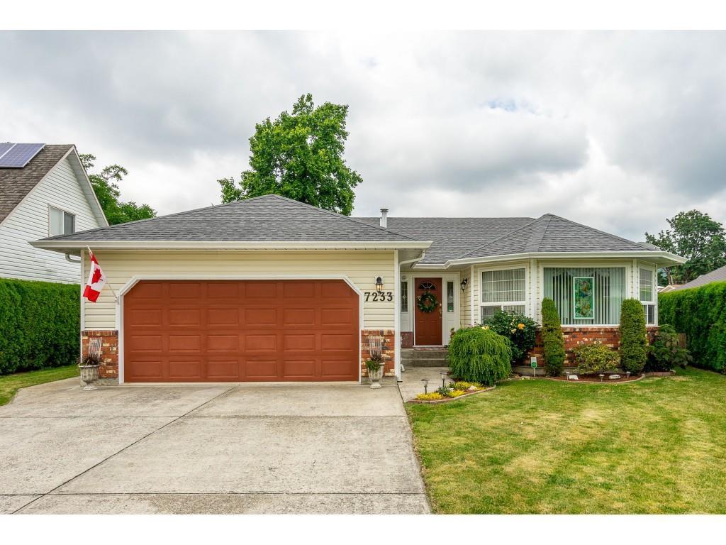 Main Photo: 7233 GERRIT Place: Agassiz House for sale : MLS®# R2384861