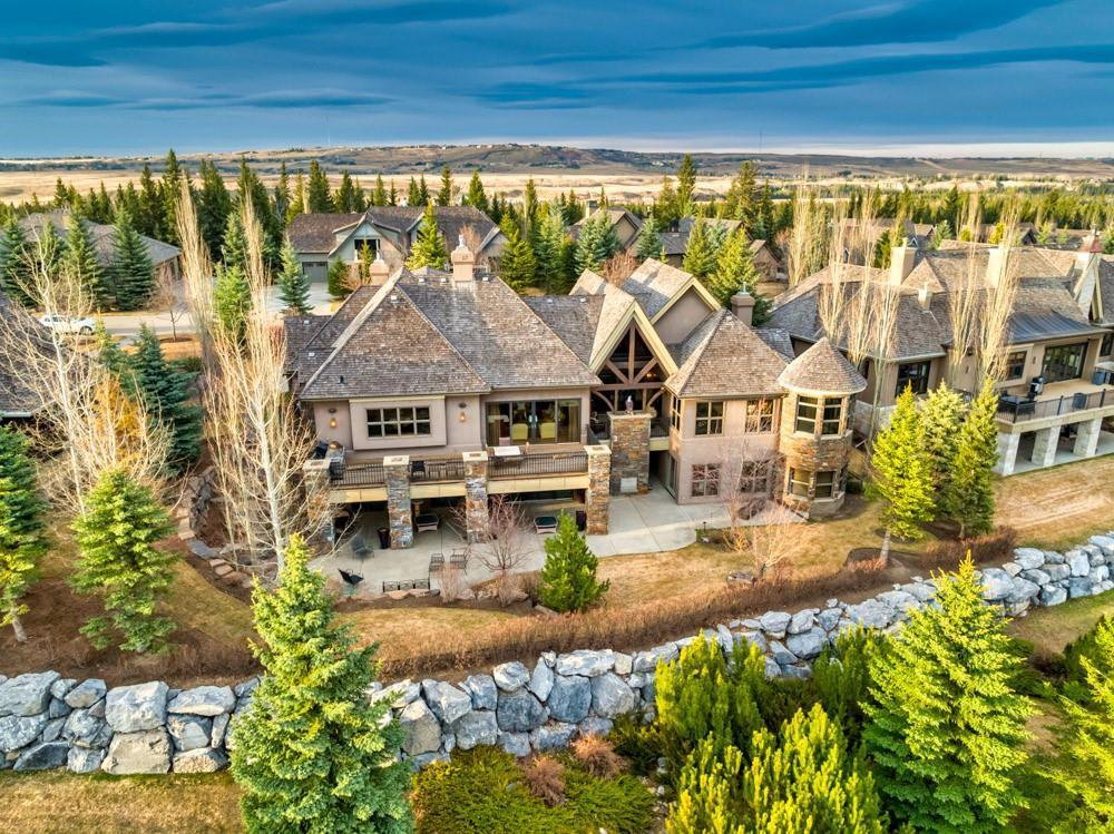 Main Photo: 51 GRANITE Ridge in Rural Rocky View County: Rural Rocky View MD Detached for sale : MLS®# C4294770