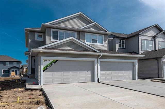 Main Photo:  in Edmonton: Zone 30 House Half Duplex for sale : MLS®# E4205437