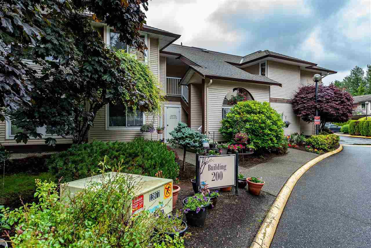 "Main Photo: 207 1750 MCKENZIE Road in Abbotsford: Poplar Townhouse for sale in ""ALDERGLEN"" : MLS®# R2489259"