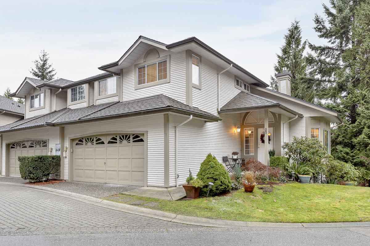 "Main Photo: 57 101 PARKSIDE Drive in Port Moody: Heritage Mountain Townhouse for sale in ""TREE TOPS"" : MLS®# R2524074"