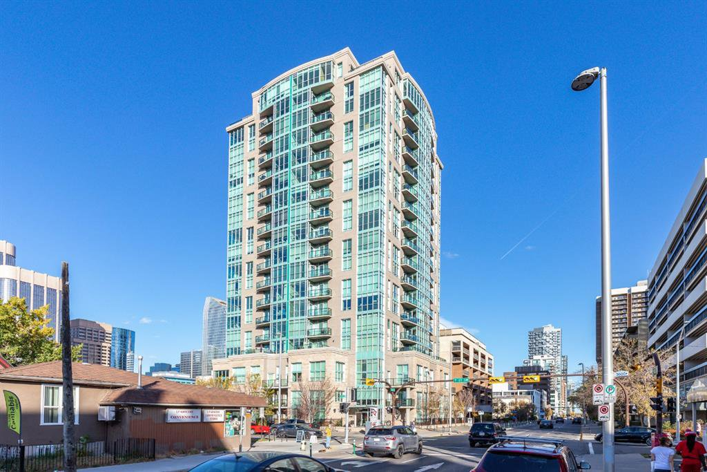 Main Photo: 402 788 12 Avenue SW in Calgary: Beltline Apartment for sale : MLS®# A1059366