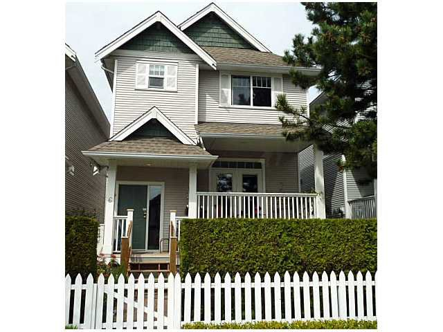 "Main Photo: # 6 4111 GARRY ST in Richmond: Steveston South House for sale in ""GARRY LANE"" : MLS®# V945888"