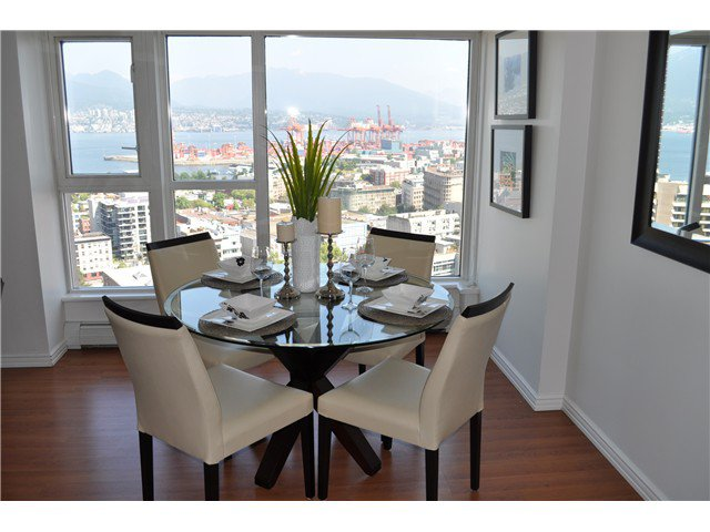 "Photo 4: Photos: # 2402 183 KEEFER PL in Vancouver: Downtown VW Condo for sale in ""PARIS PLACE"" (Vancouver West)  : MLS®# V966773"