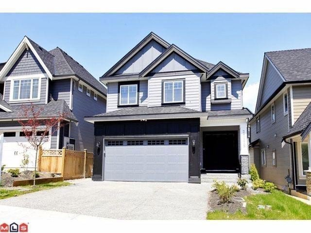 Main Photo: 21175 77a ave in Langley: Willoughby Heights House for sale : MLS®# F1212680