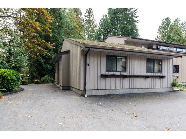 Main Photo: 7 4850 207TH Street in Langley: Langley City Townhouse for sale : MLS®# F1324231