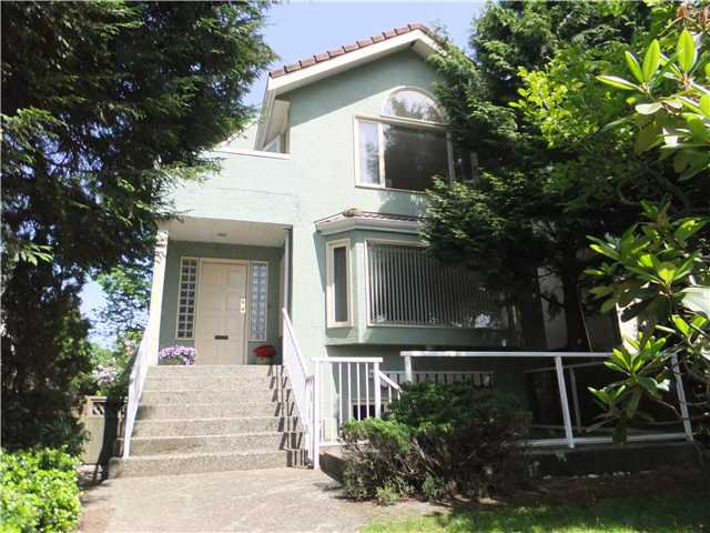 Photo 1: Photos: 2107 W 49TH Avenue in Vancouver: Kerrisdale House for sale (Vancouver West)  : MLS®# V1063019