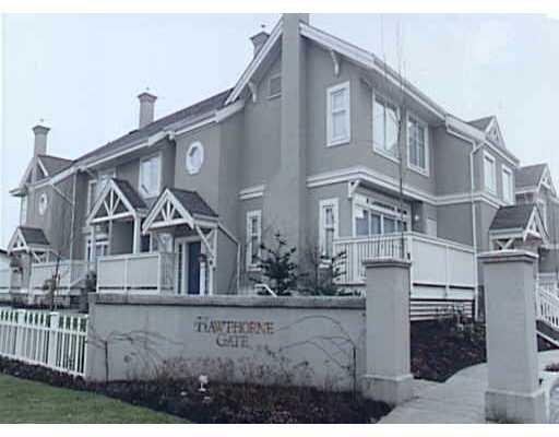 Main Photo: 9 2422 HAWTHORNE AV in Port_Coquitlam: Central Pt Coquitlam Townhouse for sale (Port Coquitlam)  : MLS®# V219563
