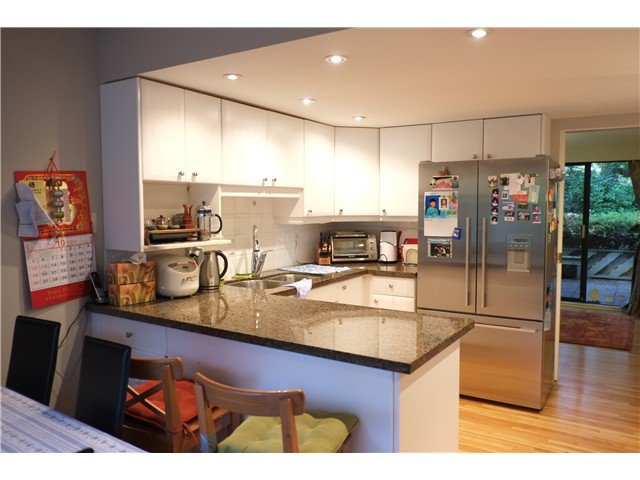 """Photo 2: Photos: 2238 MCBAIN Avenue in Vancouver: Quilchena Townhouse  in """"ARBUTUS VILLAGE"""" (Vancouver West)  : MLS®# V1091234"""