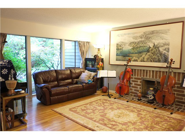 """Photo 4: Photos: 2238 MCBAIN Avenue in Vancouver: Quilchena Townhouse  in """"ARBUTUS VILLAGE"""" (Vancouver West)  : MLS®# V1091234"""