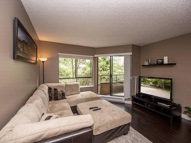 Main Photo: 110 1750 AUGUSTA Avenue in Burnaby: Simon Fraser Univer. Condo for sale (Burnaby North)  : MLS®# V1098818