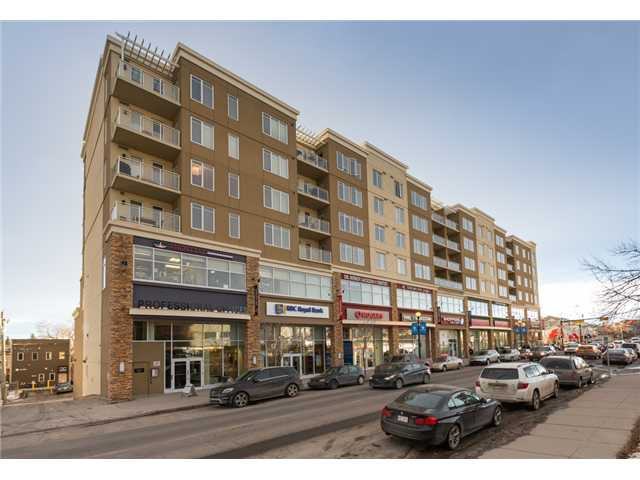 Main Photo: 613 3410 20 Street SW in Calgary: South Calgary Condo for sale : MLS®# C3651168