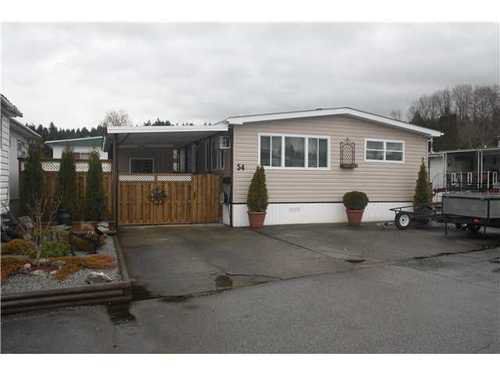 Main Photo: 54 201 CAYER Street in Coquitlam: Maillardville Home for sale ()  : MLS®# V876544