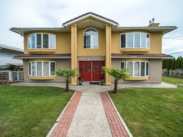 Main Photo: 7688 ENDERSBY Street in Burnaby: The Crest House for sale (Burnaby East)  : MLS®# V1125182