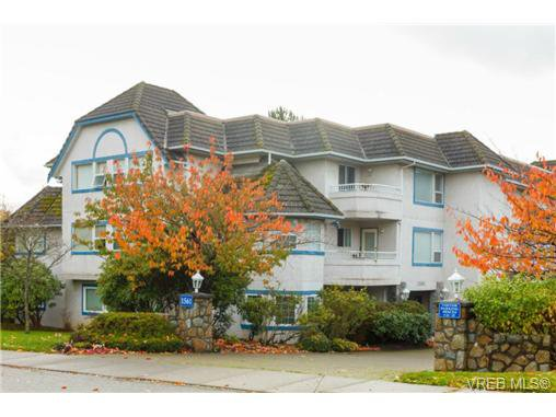 Main Photo: 206 1561 Stockton Crescent in VICTORIA: SE Cedar Hill Condo Apartment for sale (Saanich East)  : MLS®# 357649