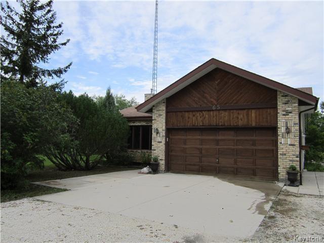 Main Photo: 65 McKay Road in STCLEMENT: East Selkirk / Libau / Garson Residential for sale (Winnipeg area)  : MLS®# 1529743