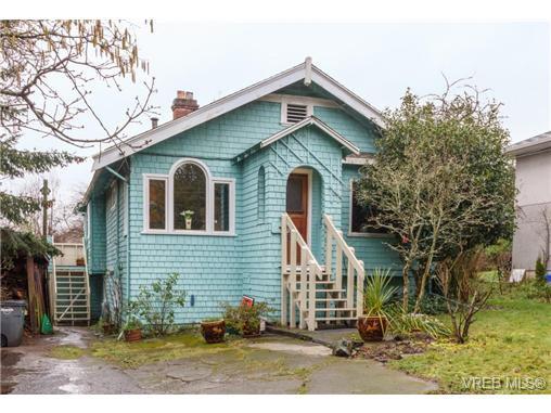 Main Photo: 3540 Calumet Avenue in VICTORIA: SW Gateway Single Family Detached for sale (Saanich East)  : MLS®# 359719