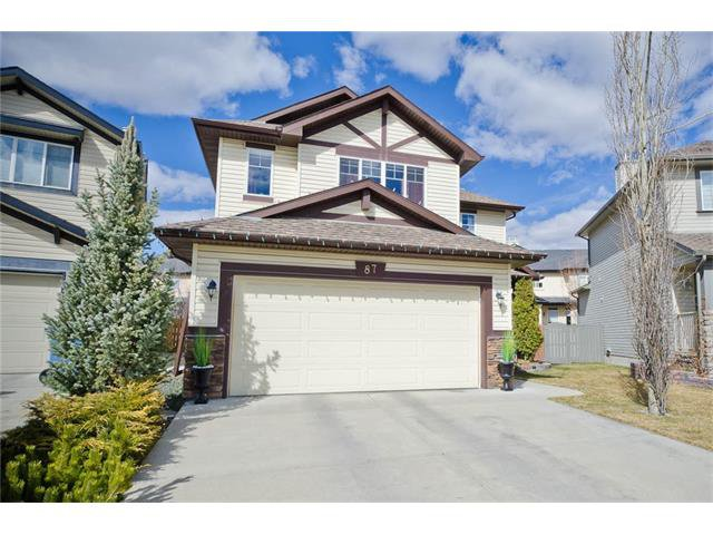 Main Photo: 87 WENTWORTH Circle SW in Calgary: West Springs House for sale : MLS®# C4055717