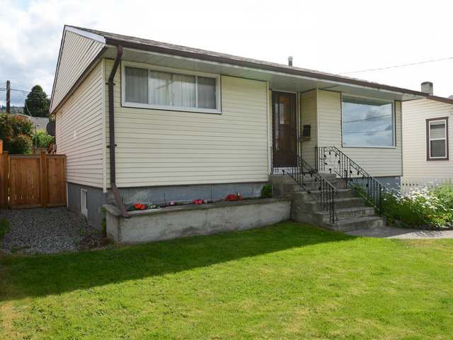 Main Photo: 1053 COLUMBIA STREET in : South Kamloops House for sale (Kamloops)  : MLS®# 134342