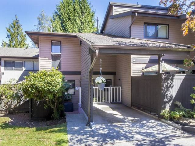 """Main Photo: 2910 ARGO Place in Burnaby: Simon Fraser Hills Townhouse for sale in """"SF HILLS PHASE 4"""" (Burnaby North)  : MLS®# R2103291"""
