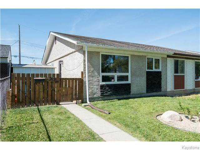 Main Photo: 22 Allenby Crescent in Winnipeg: East Transcona Residential for sale (3M)  : MLS®# 1620435