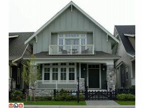 Main Photo: 23066 Bedford Trail in Fort Langley: Home for sale : MLS®# F1024827