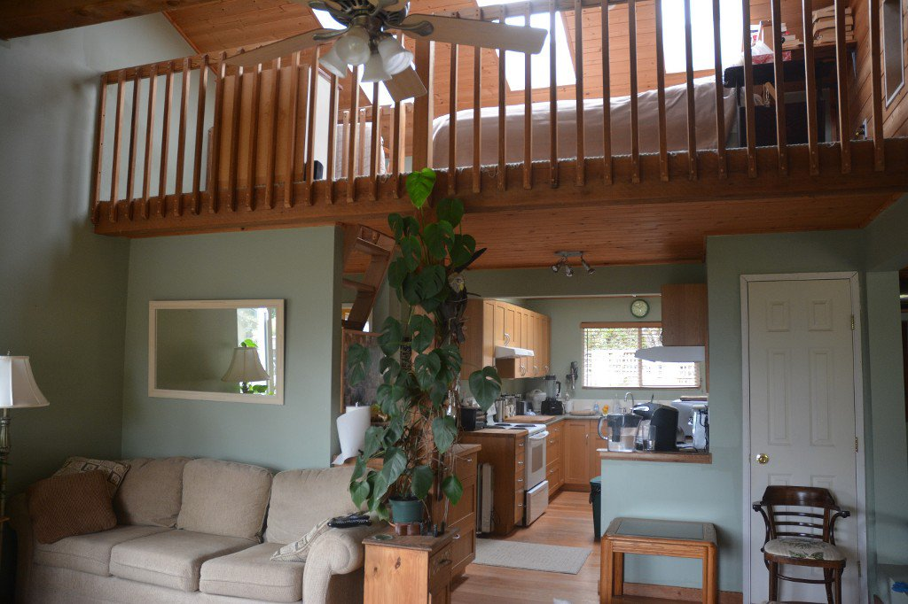 "Photo 6: Photos: 1117 LENORA Road: Bowen Island House for sale in ""DEEP BAY"" : MLS®# R2151113"