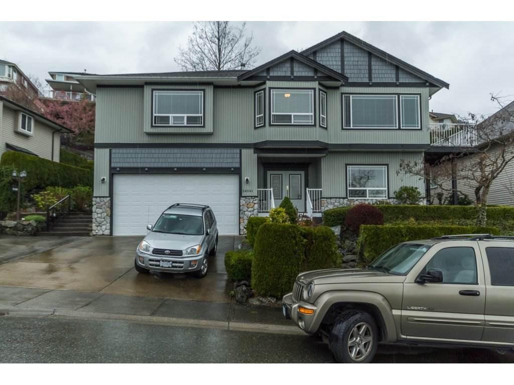 Main Photo: 36041 SPYGLASS Court in Abbotsford: Abbotsford East House for sale : MLS®# R2154022