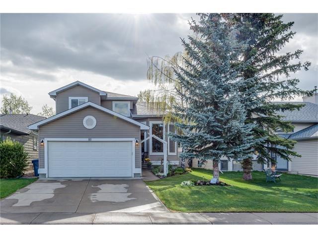 Main Photo: 85 SUNMEADOWS Crescent SE in Calgary: Sundance House for sale : MLS®# C4115750