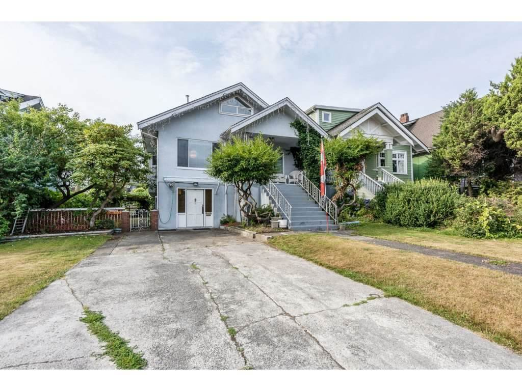 Main Photo: 2816 TRINITY Street in Vancouver: Hastings East House for sale (Vancouver East)  : MLS®# R2203120