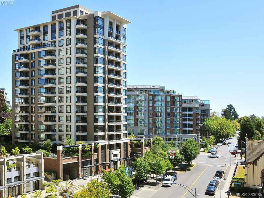 Main Photo: 304 788 Humboldt St in VICTORIA: Vi Downtown Condo for sale (Victoria)  : MLS®# 769896