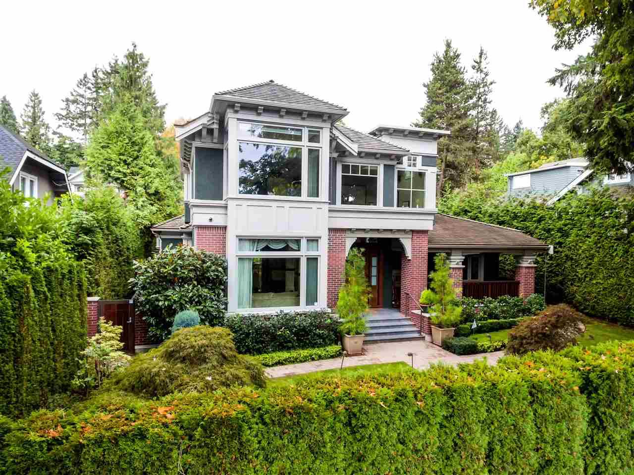 Main Photo:  in Vancouver: Point Grey House for sale (Vancouver West)  : MLS®# R2207956