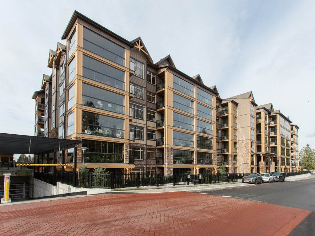 """Main Photo: 322 8157 207 Street in Langley: Willoughby Heights Condo for sale in """"Yorkson Creek"""" : MLS®# R2225146"""