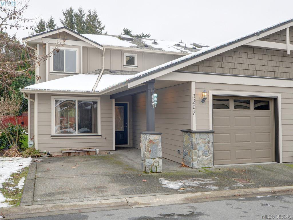 Main Photo: 3207 Ernhill Pl in VICTORIA: La Walfred Row/Townhouse for sale (Langford)  : MLS®# 776426