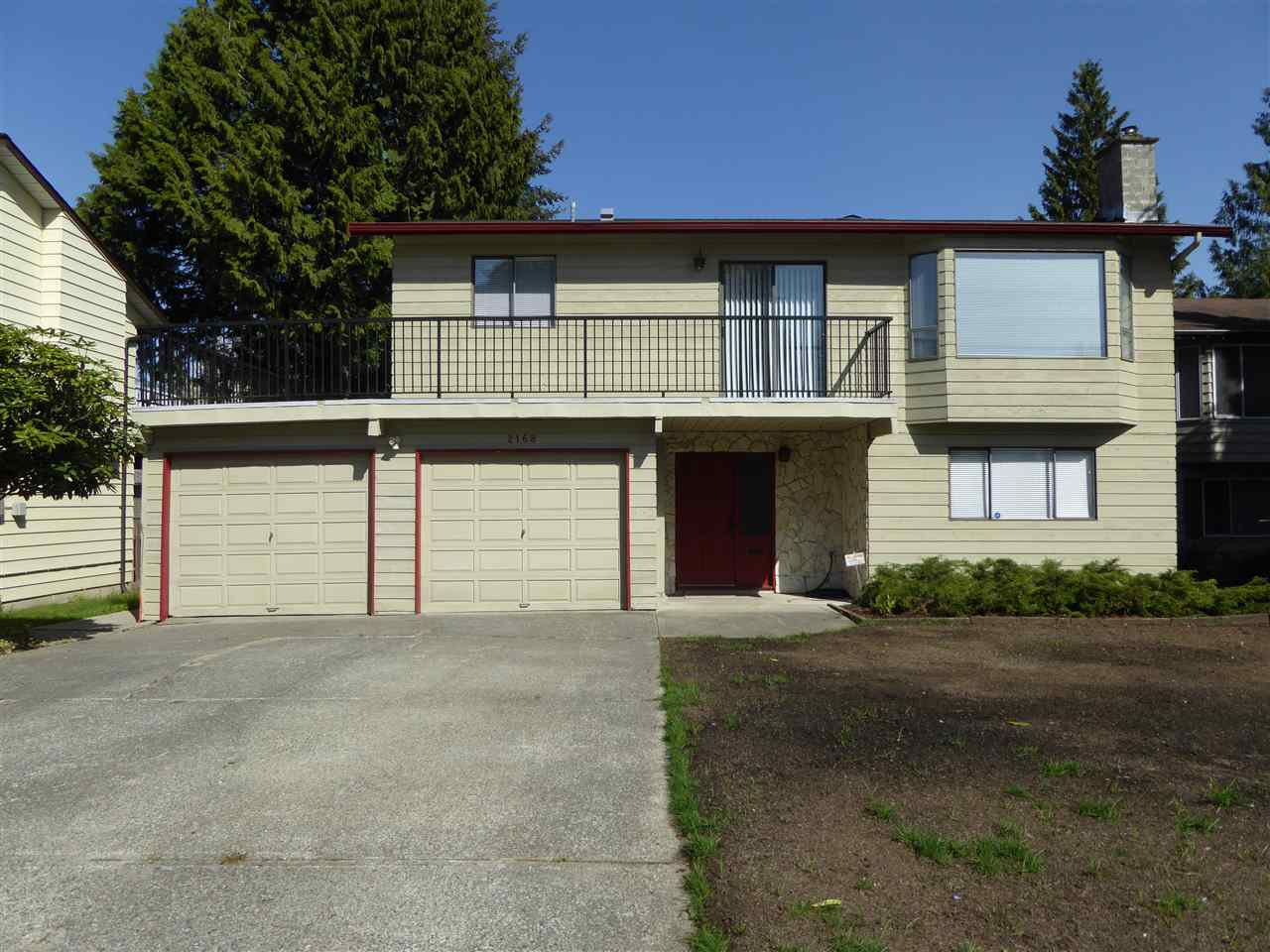 Main Photo: 2168 LAURIER Avenue in Port Coquitlam: Glenwood PQ House for sale : MLS®# R2261219