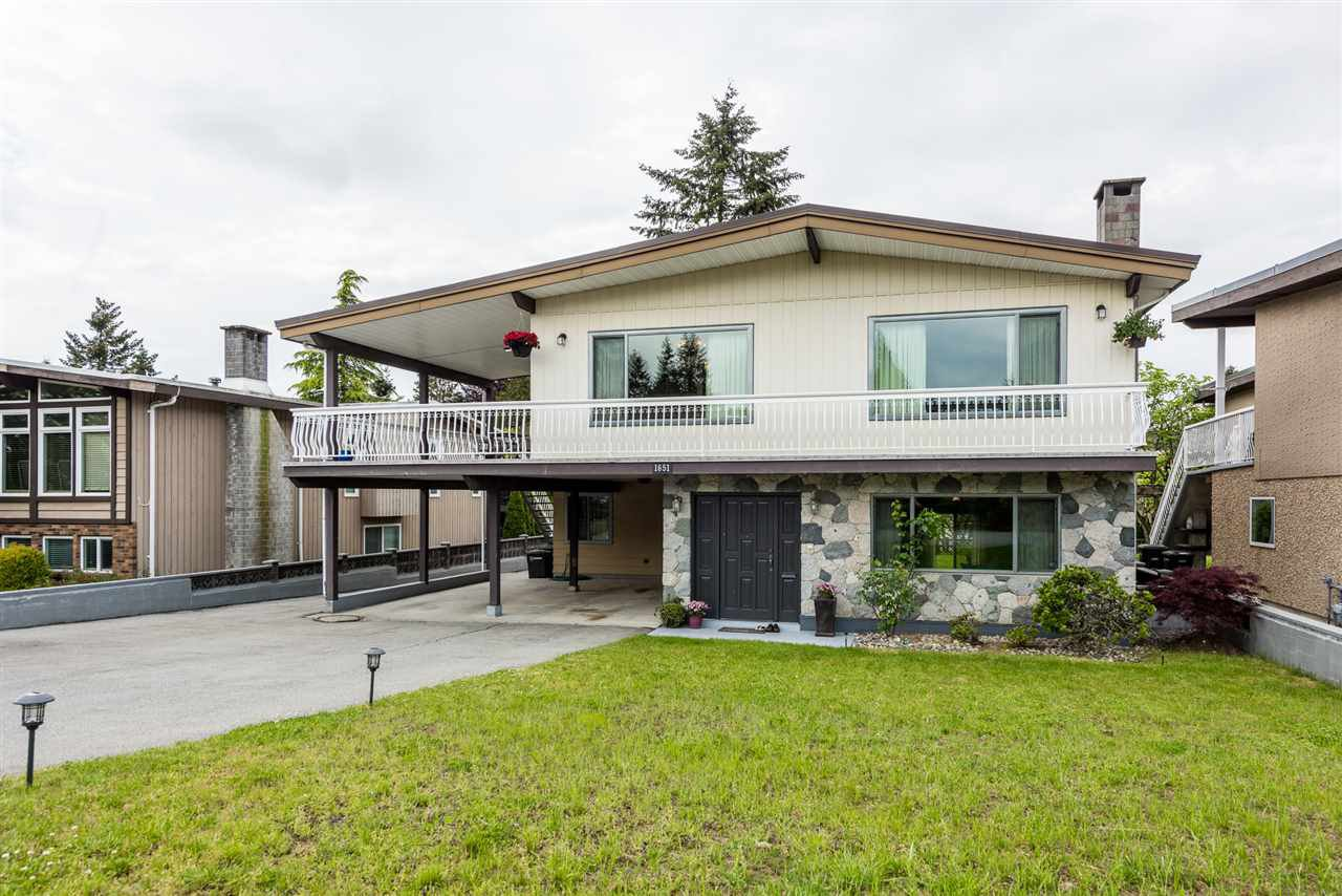 Main Photo: 1651 GILES Place in Burnaby: Sperling-Duthie House for sale (Burnaby North)  : MLS®# R2271119
