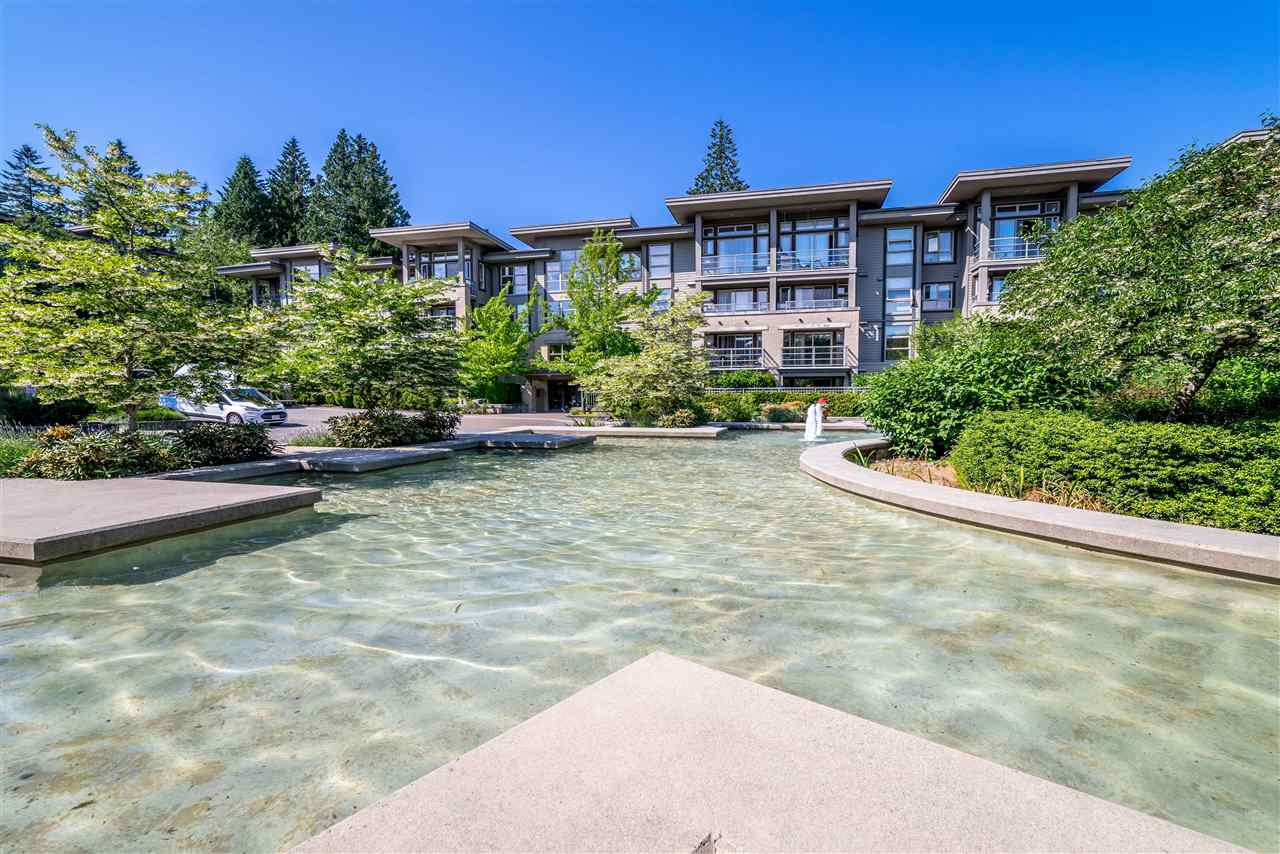 """Main Photo: 311 9319 UNIVERSITY Crescent in Burnaby: Simon Fraser Univer. Condo for sale in """"HARMONY AT THE HIGHLANDS"""" (Burnaby North)  : MLS®# R2283983"""