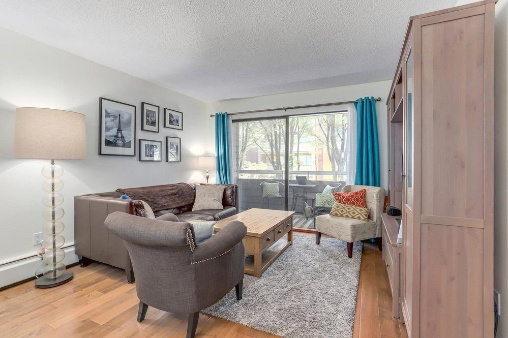 """Main Photo: 206 1770 W 12TH Avenue in Vancouver: Fairview VW Condo for sale in """"Granville West"""" (Vancouver West)  : MLS®# R2294530"""