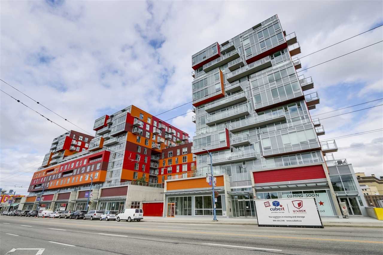 """Main Photo: 1104 983 E HASTINGS Street in Vancouver: Hastings Condo for sale in """"STRATHCONA VILLAGE - RAYMUR"""" (Vancouver East)  : MLS®# R2294628"""