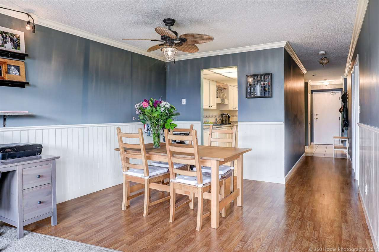 "Main Photo: 504 11881 88 Avenue in Delta: Annieville Condo for sale in ""KENNEDY TOWER"" (N. Delta)  : MLS®# R2299968"