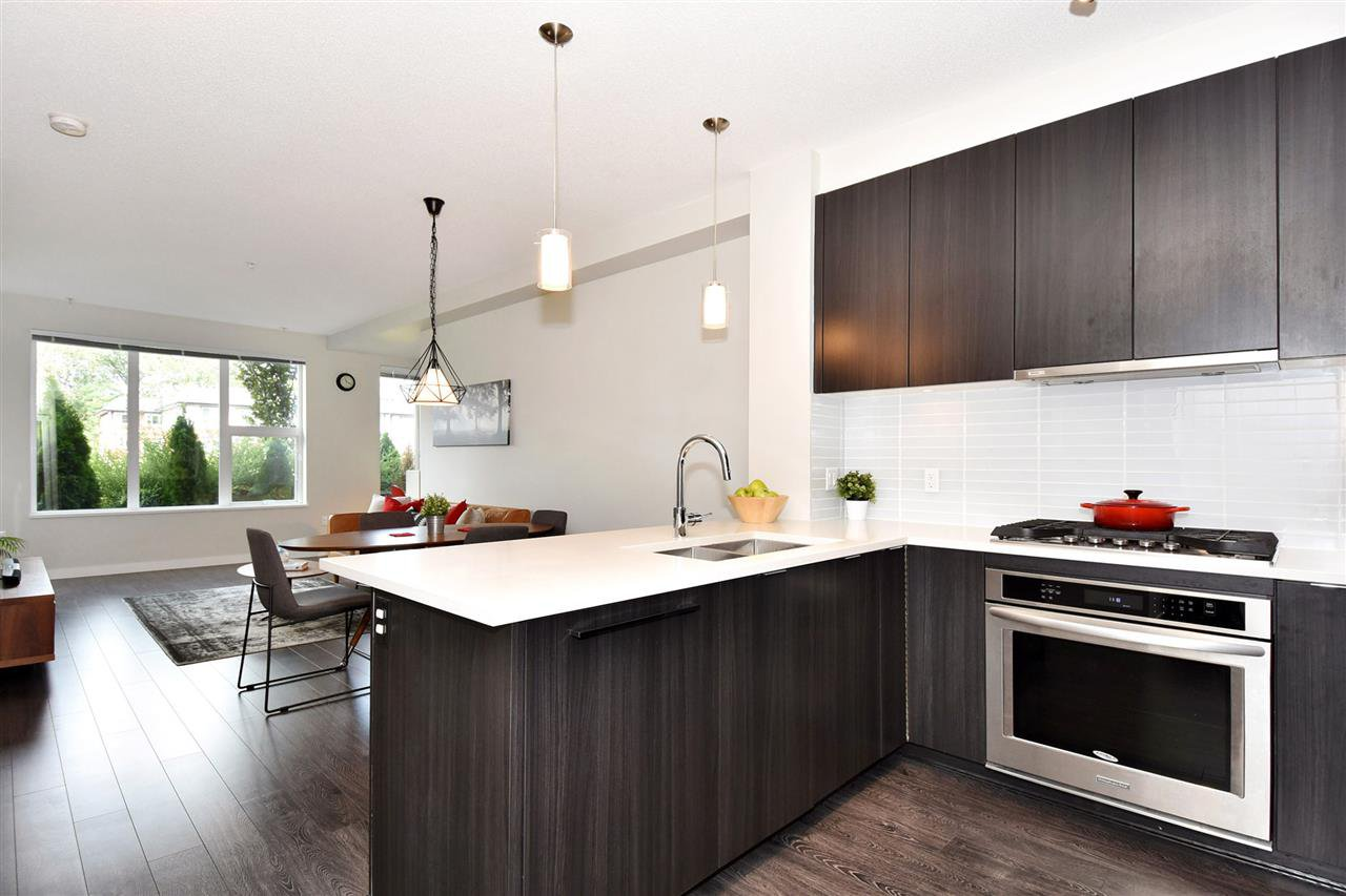 "Main Photo: 120 9311 ALEXANDRA Road in Richmond: West Cambie Condo for sale in ""Alexandra Court"" : MLS®# R2322864"
