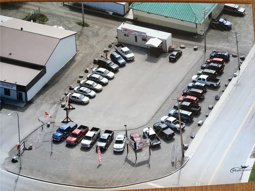 Main Photo: 601 Main Avenue E: Sundre Industrial for sale : MLS®# C4235996