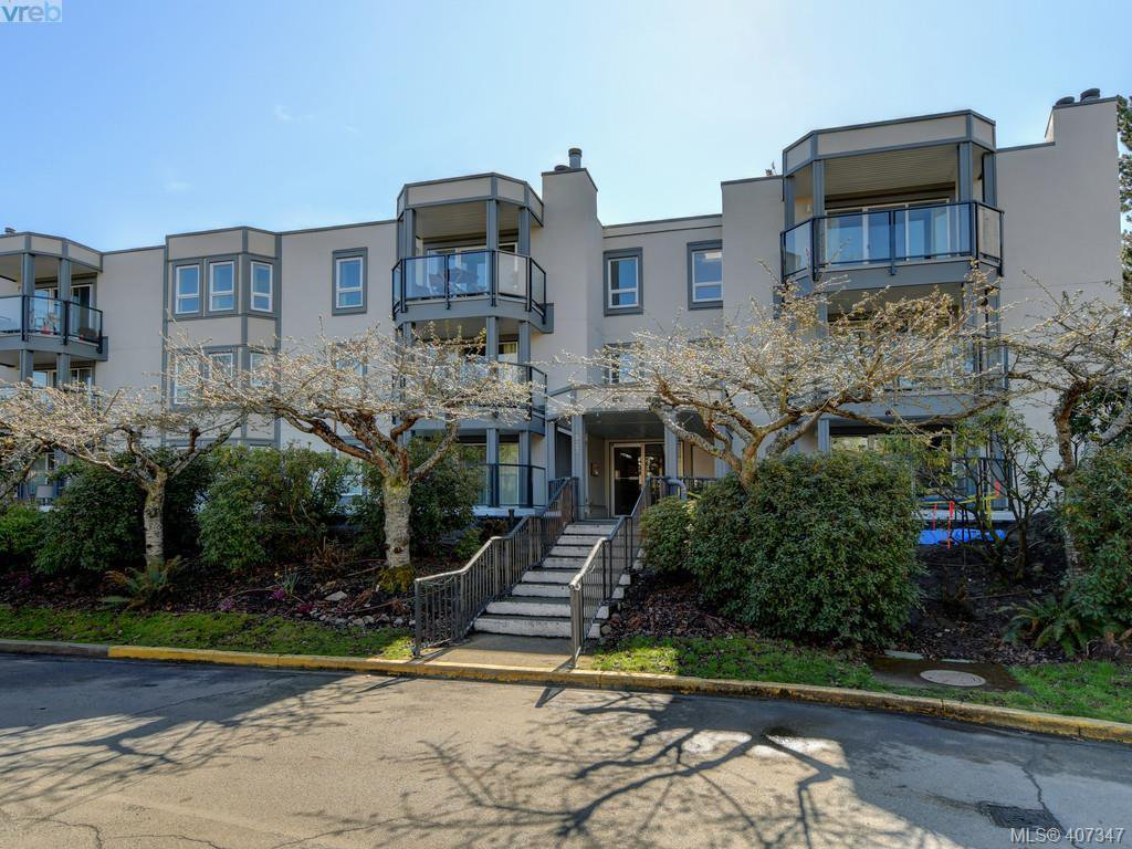 Main Photo: 204 1527 Coldharbour Rd in VICTORIA: Vi Jubilee Condo for sale (Victoria)  : MLS®# 809505