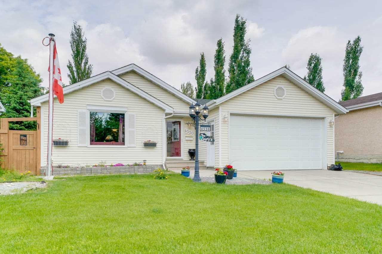 Main Photo: 4520 35 Avenue in Edmonton: Zone 29 House for sale : MLS®# E4162636