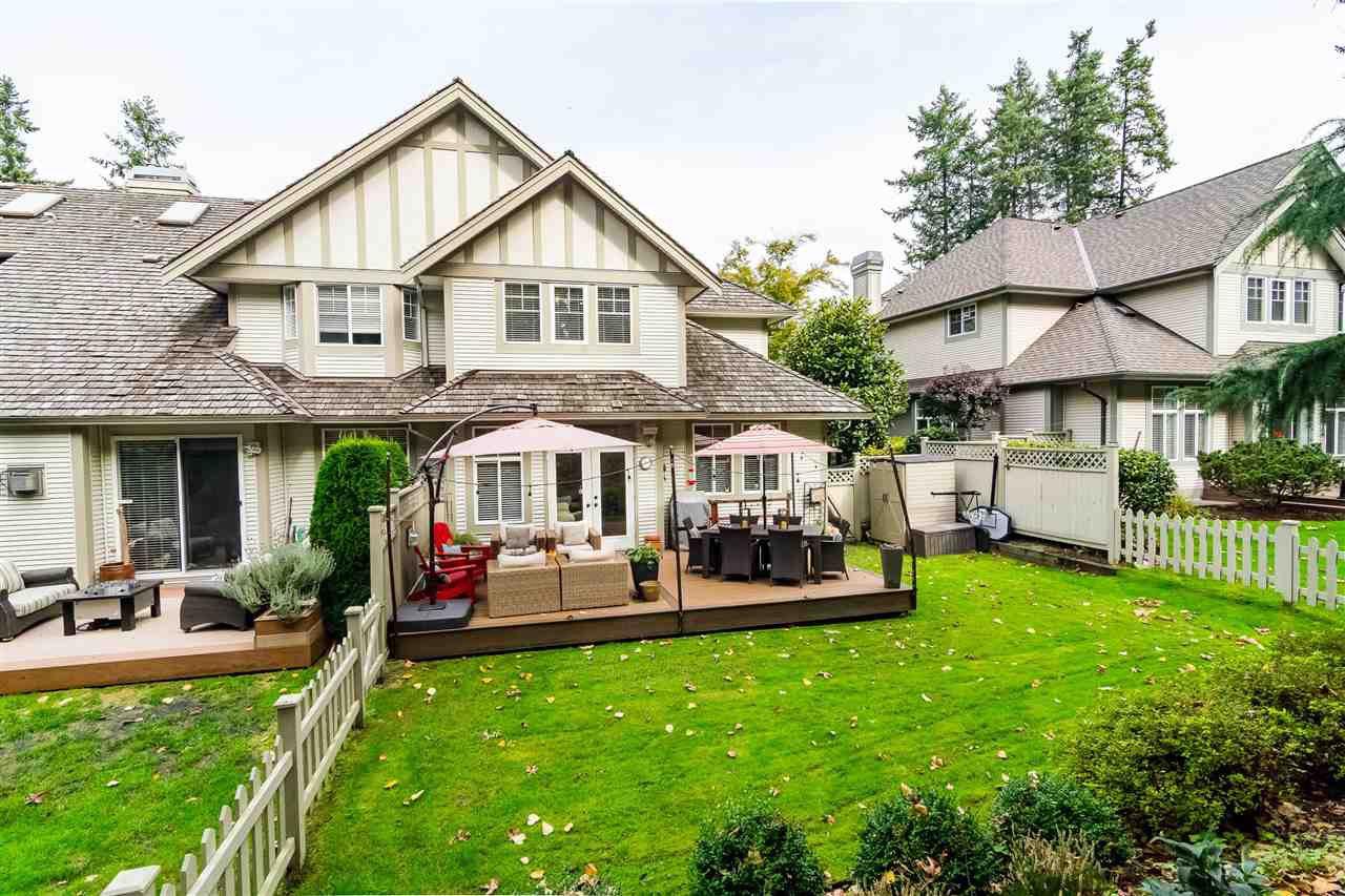 "Main Photo: 20 5811 122 Street in Surrey: Panorama Ridge Townhouse for sale in ""Lakebridge"" : MLS®# R2409221"