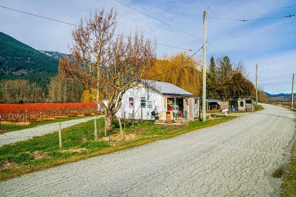 Main Photo: 41193 TAYLOR Road in Mission: Dewdney Deroche Land for sale : MLS®# R2506788